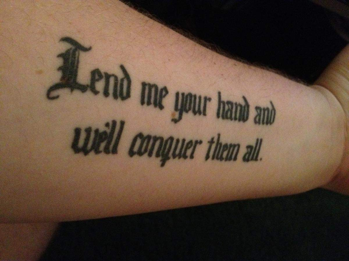 Best Meaningful Quotes Wallpapers Best Things About Tattoo Designs Meaning And Ideas