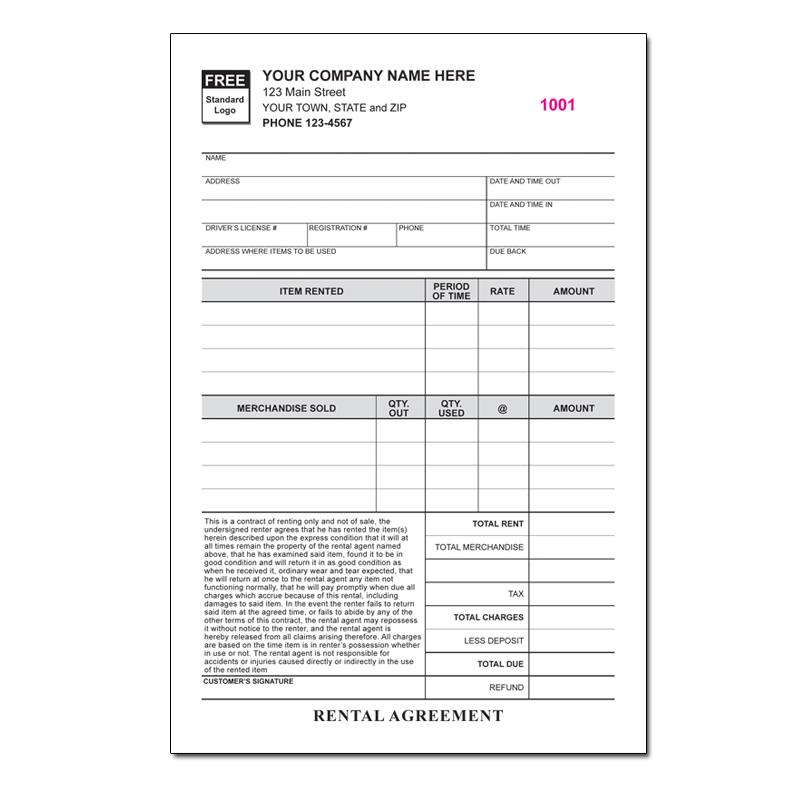 Business Forms - Custom Printing DesignsnPrint
