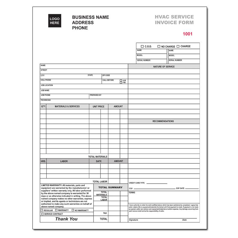 Invoice Form Empty Invoice Template Simple Black And White Blank