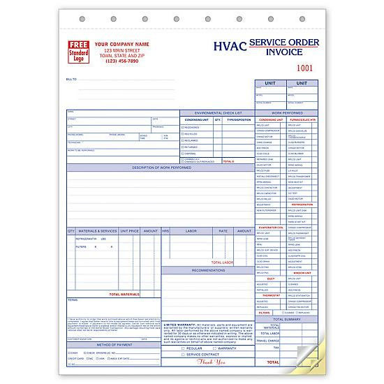 Music Equipment Invoice - Rental or For Hire DesignsnPrint