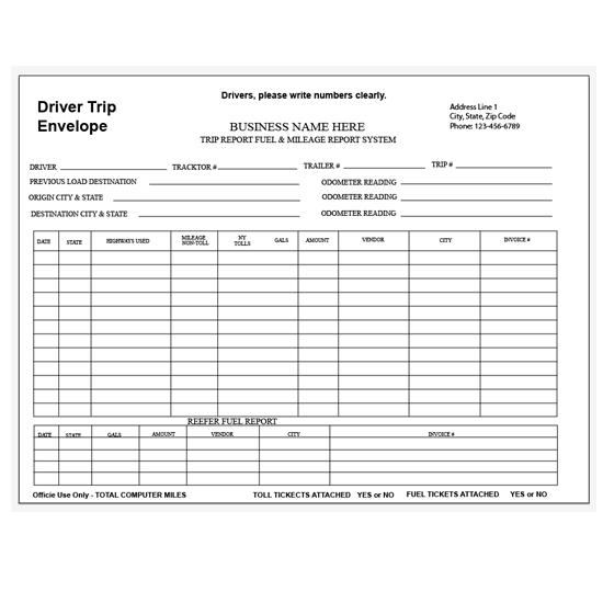 Custom Business Forms, Invoices, Receipts - Continuous Printing