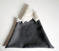 DIY Gift Series: Mountain Pillow  Design*Sponge