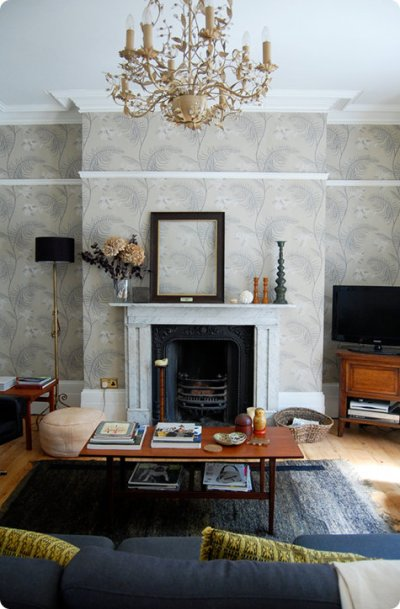 15 Ways to Style a Mantel – Design*Sponge