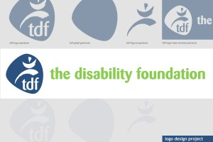 Logo: design for the Disability Foundation