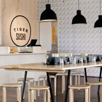 Tiger Sushi Designed By Joanna Laajisto