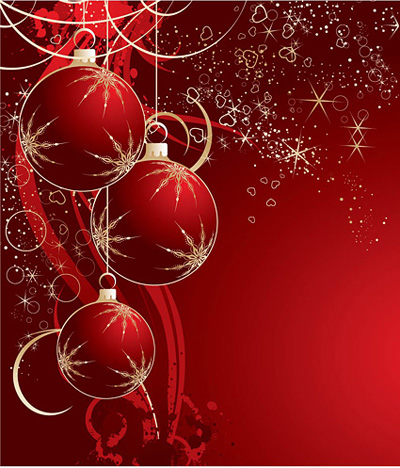 Christmas Card Background Design \u2013 Design Swan