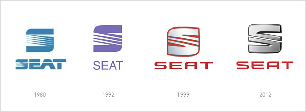 One of the original designs for Seat was created by Enterprise IG - letter of agreement