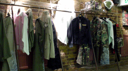 maharishi store london