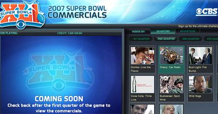 superbowl superads tv commericals