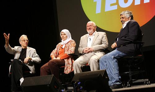poptech 2007 Camden maine Dialog about Islam