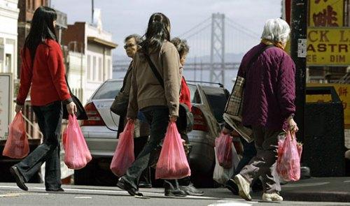 china bans plastic bags