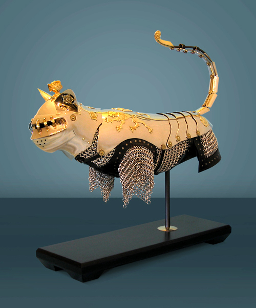 jeff deboer cat armor
