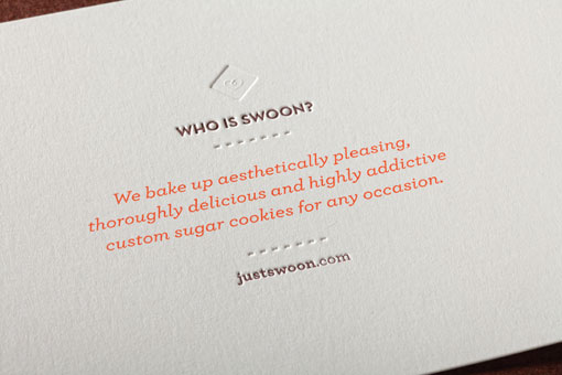 Meers Advertising Swoon Identity and Packaging Design Work Life - second follow up email after interview
