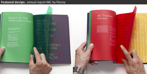 Inspiration Annual Report Designs - /designworkplan wayfinding