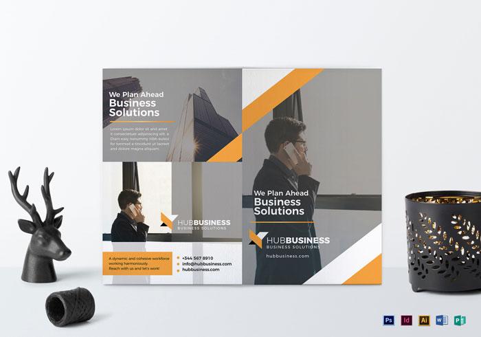 Brochure Design Inspiration (64 Modern Brochure Examples)