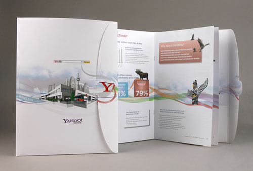 Brochure Design Inspiration (64 Modern Brochure Examples) - modern brochure design