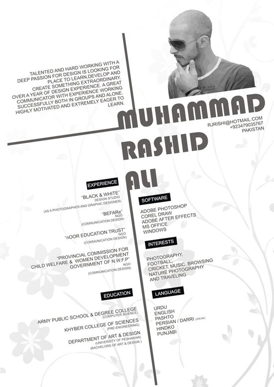 Graphic Design Resume Best Practices and 51 Examples - Graphic Designers Resume Examples