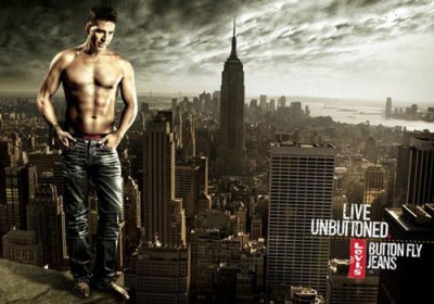 Levi's Stylish Print Advertisements - 59 Prints