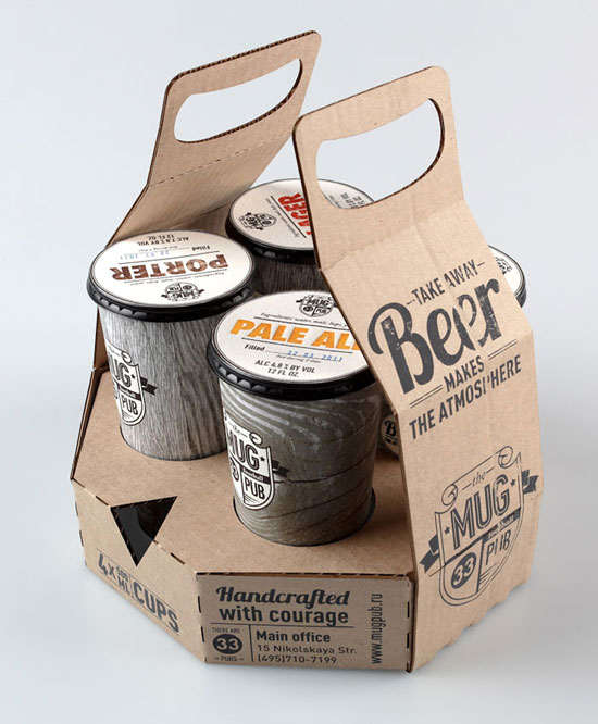 Some Of The Most Creative Sustainable Package Designs - creative packaging ideas