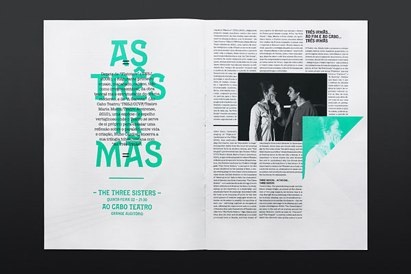 Editorial design definition, tips, and examples - modern brochure design