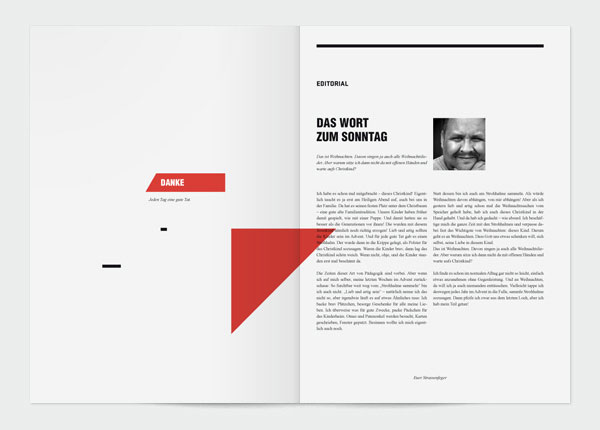 Editorial design definition, tips, and examples - example speech