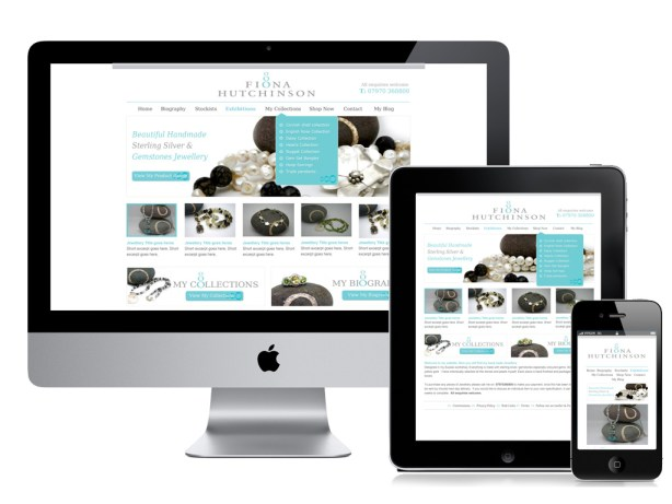 responsive design for devices