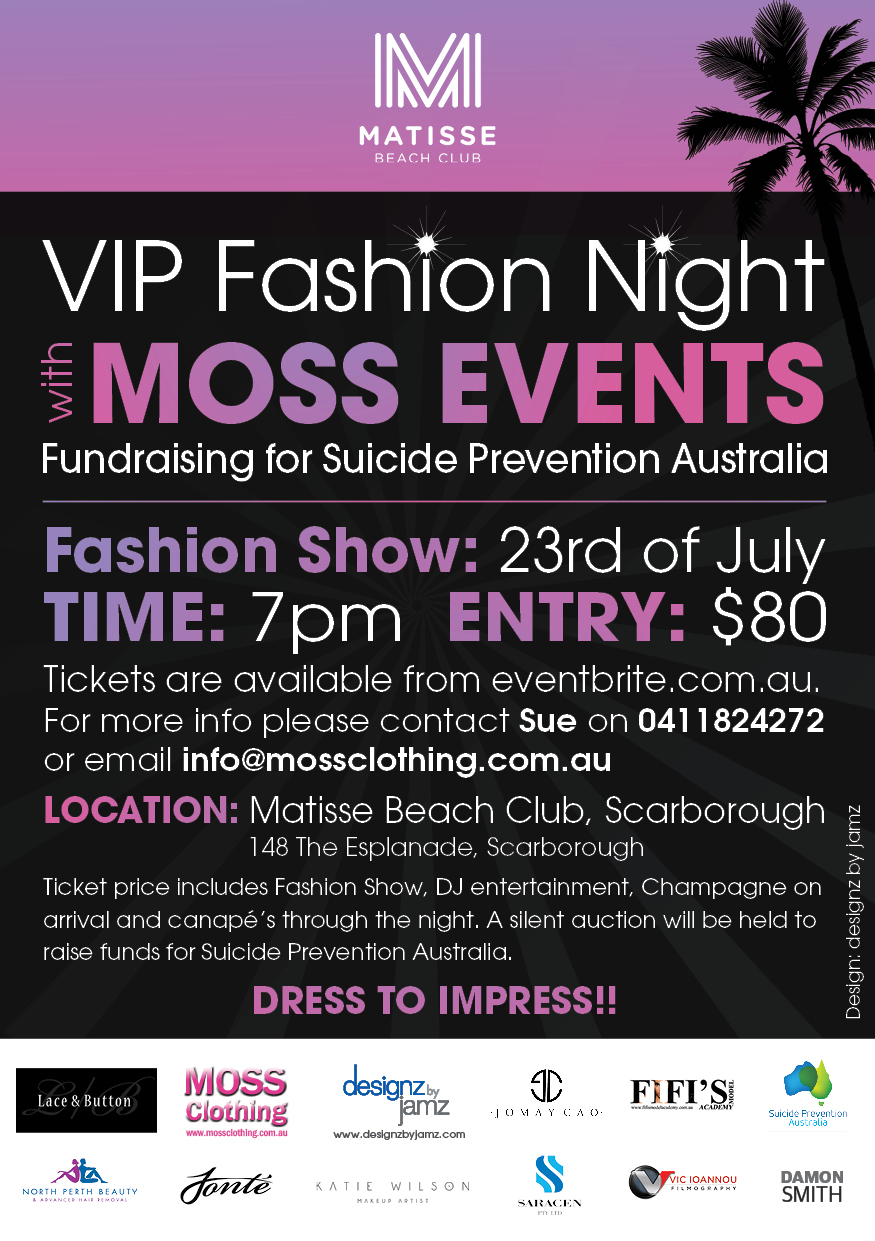 MOSSclothing INVITES