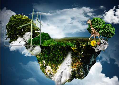 Fall Flowers Background Wallpaper Create A Breathtaking Save Earth Poster Wallpaper From