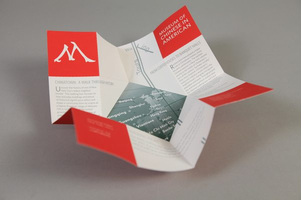 brochure folding templates