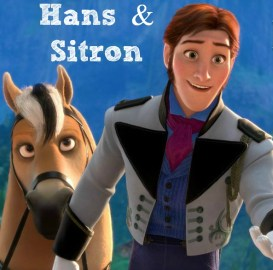 frozen hans and sitron