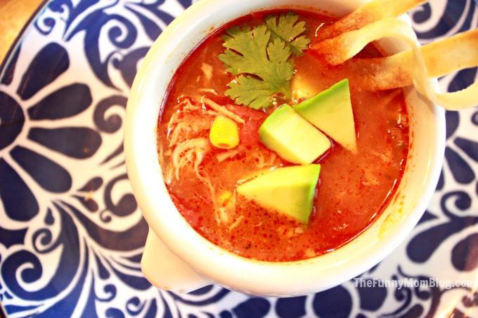 Chicken Tortilla Soup IV Recipe — Dishmaps