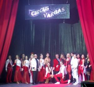 Fun at the Circus Vargas Grand Opening in Ontario, California