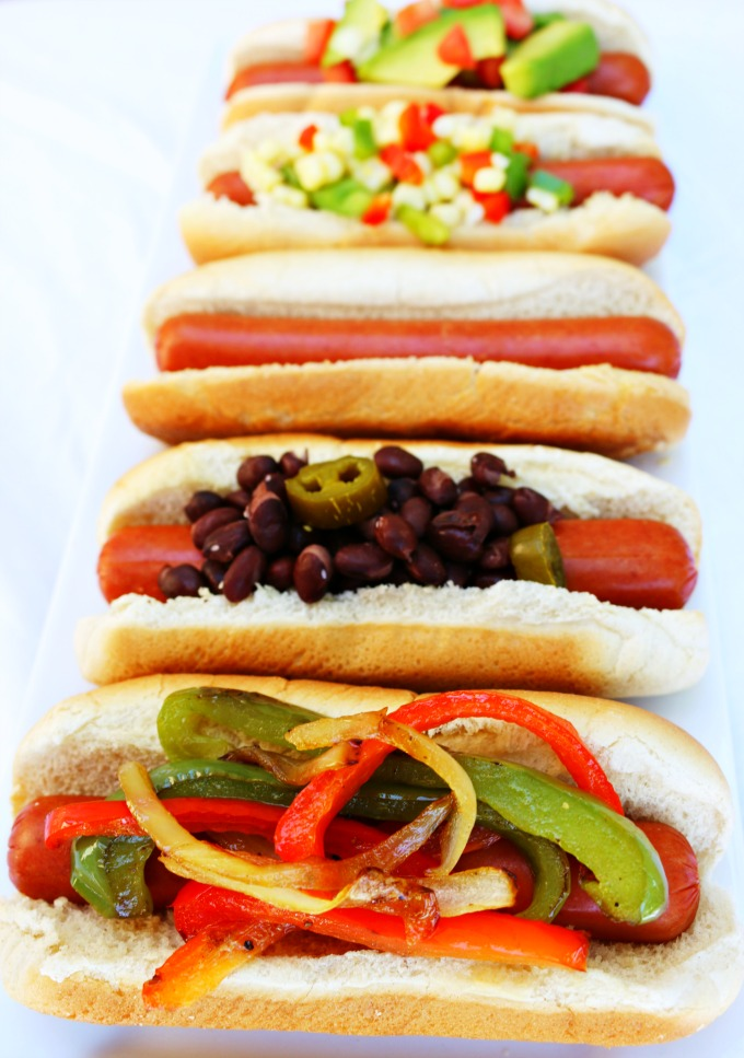 Hot-Dog-Bar