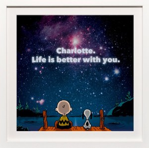 Peanuts Art You Grew Up With Print Giveaway!