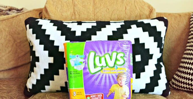 Learning To Get Through The Daily Mom Grind #LuvsCrowd #LuvsDiapers #ad