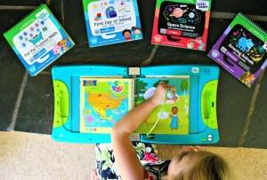 Getting Ready for Kindergarten with LeapFrog LeapStart #LeapFrogMomSquad
