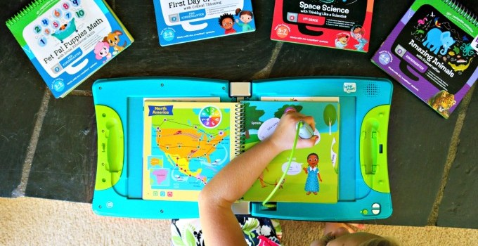 Getting Ready for Kindergarten with LeapFrog LeapStart #LeapFrogMomSquad