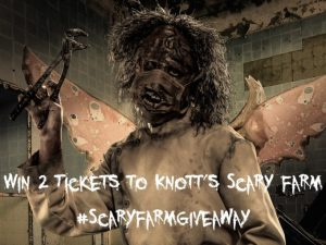 Enter Now To Win Tickets To Knotts Scary Farm!