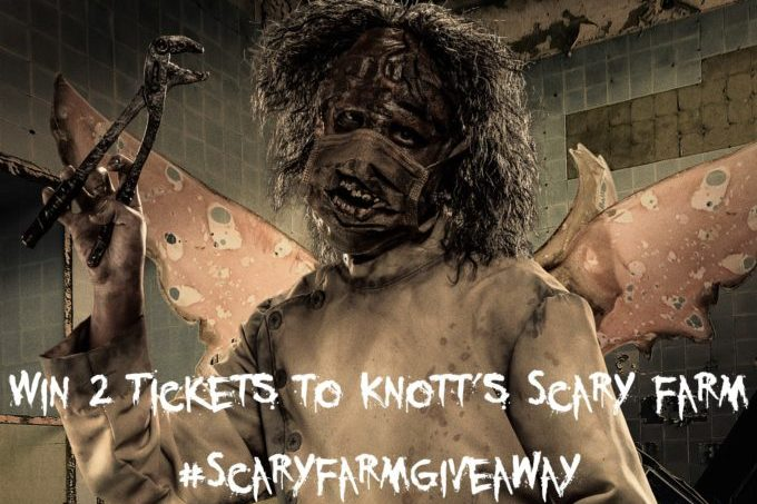 knotts scary farm giveaway
