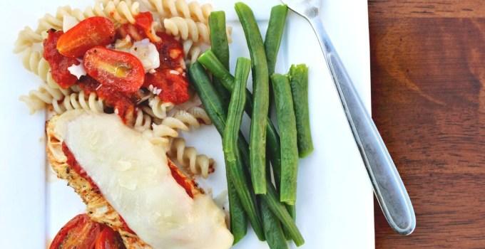 Quick Chicken Parmesan Recipe