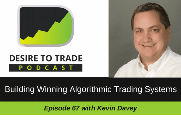 Kevin Davey - Building Winning Algorithmic Trading Systems