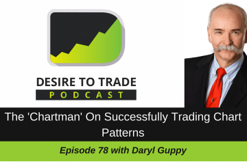 The 'Chartman' On Successfully Trading Chart Patterns - Daryl Guppy