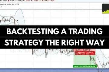 Backtesting a trading strategy the right way