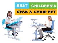 8 Best Ergonomic Children's Desk and Chair Set [Buyer's Guide]