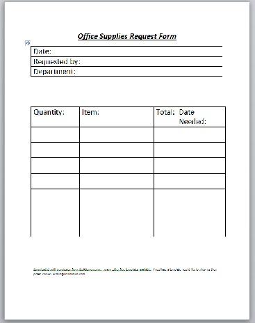 office supply list form 3slufsluidsprekers