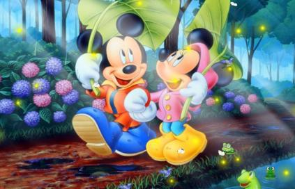 Disney Animated Wallpaper Preview