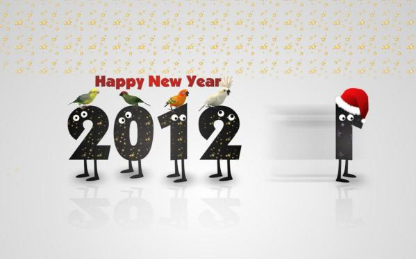 New Years Eve Animated Wallpaper Preview. 1373 x 858.Happy New Years Screensavers