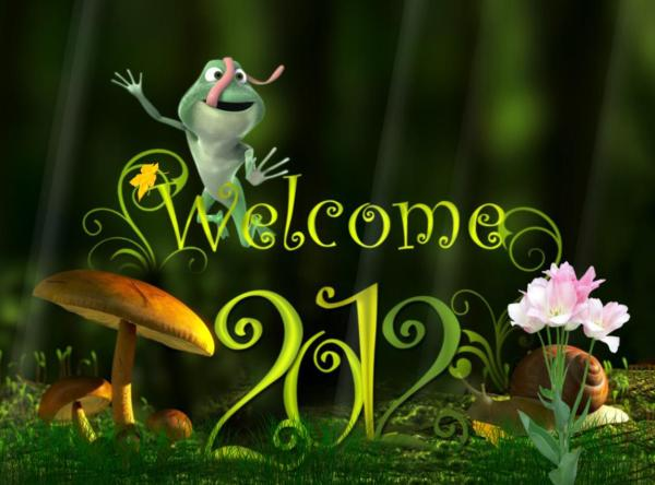 New Years Eve Animated Wallpaper Preview. 1149 x 852.Happy Christmas And New Year In Polish