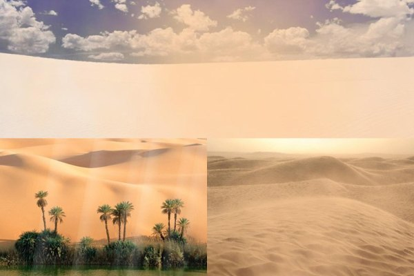 Sand Storm Animated Wallpaper Preview