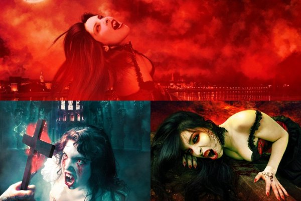 Vampire Animated Wallpaper Preview